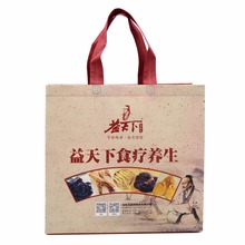 reusable and durable Water proof Eco-friendly materials gift bag for promotion