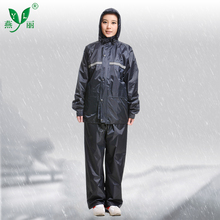 Top Selling Personalized Reflective Strip Water Proof Clothing Rain Motorcycle Suit