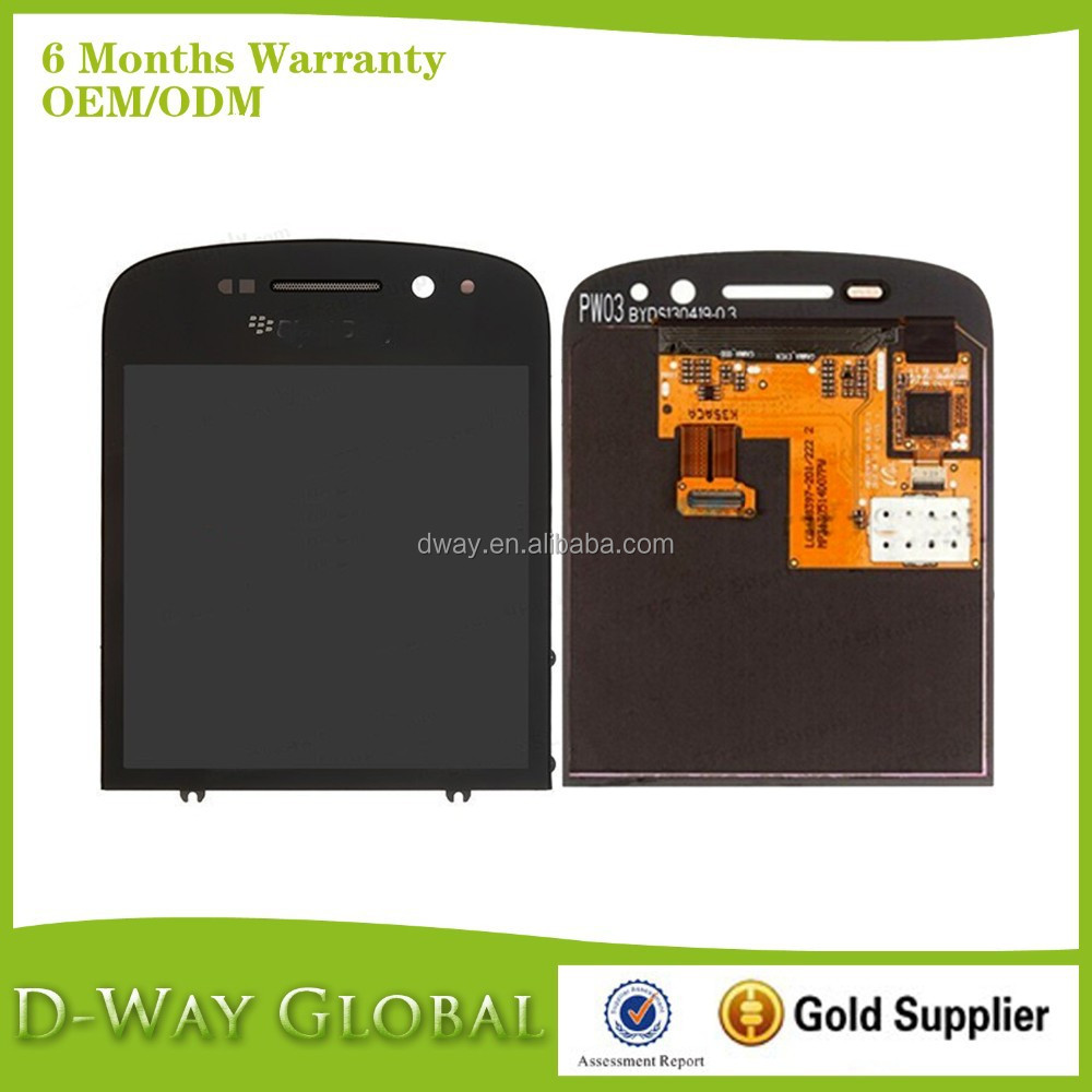 Hot Sale Cheap Price Display For BlackBerry, LCD For BlackBerry Q10, For BlackBerry Q10 LCD Screen