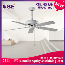 "home appliances 42"" pull control metal blade air cool ceiling fan"
