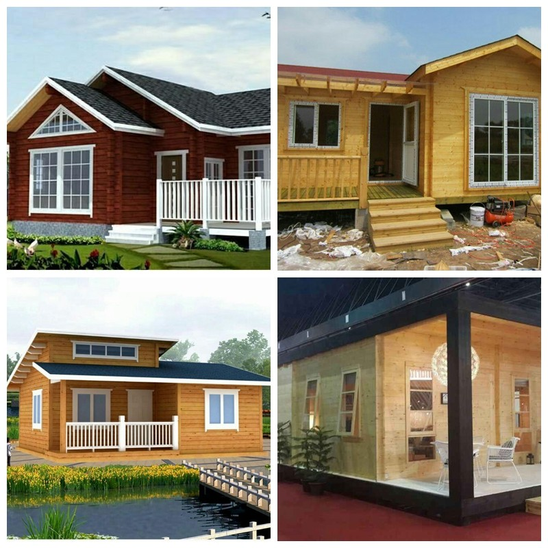 QUALITY PORTABLE SIMPLE WOODEN HOUSE
