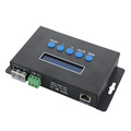 BC-204 4-channel E1.31 artnet to spi led controller ws2812b rgb pixel controller