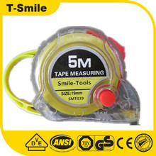 High Quality 3M 5M 7.5M 10M Steel Measuring Tape ABS Case Stainless Steel Electric Tape Measure