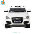 WDHLQ5 Official Authorized Audi Ride On Car Q5 2016 New Toy Baby Play, With Double Door Open Power Display