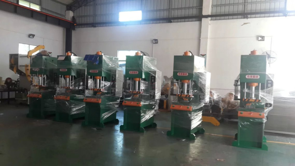 10 ton punch press machine , pneumatic stamping machine
