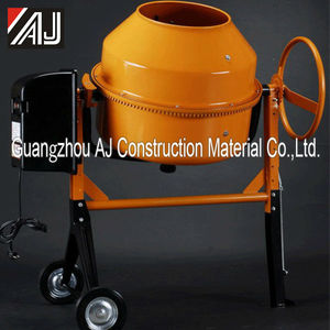 Best Selling!!! Mini Tilting Drum Belle Concrete Mixer(CM 180H), Guangzhou Manufacturer