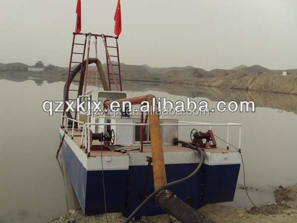 10 inch river sand dredging equipment