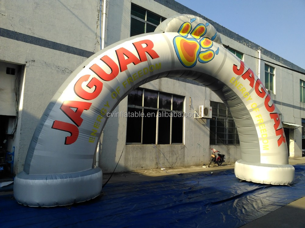 Wholesale inflatable promotional archway, customized advertising event inflatable entrance arch