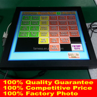Factory POG Gaming T340 Touch Monitor 17inch 19inch 22inch T340 Game Board LCD Touch Screen Monitor