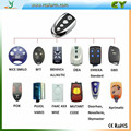 Chinese Copy Nice,Nice-one,V2,Ditec 433 mhz,four button garage door duplicate rolling code remote control YET003-2