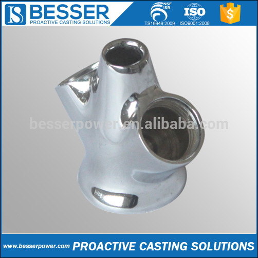 TS16949 304 metal casting and mass production 1Cr13 stainless steel silica sol casting company