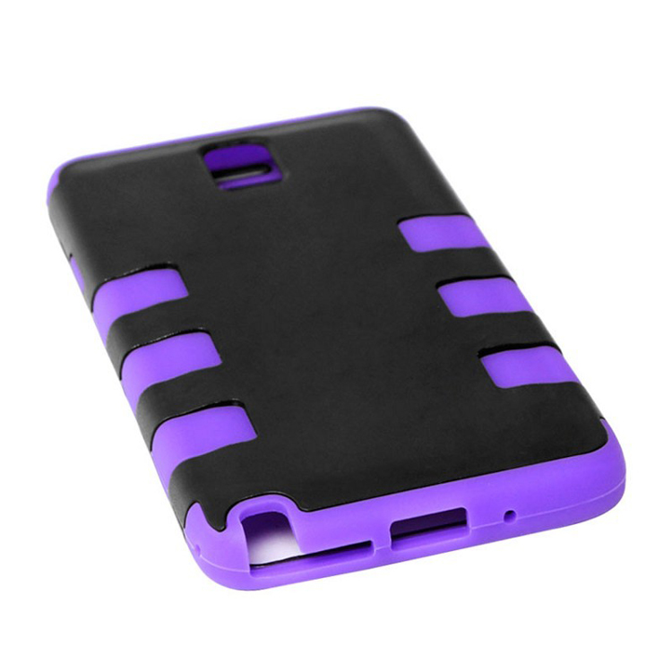 hot selling robot silicone protective phone case for Samsung galaxy note 3