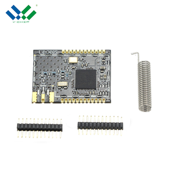 vchip cc1310 915MHZ 868MHZ Serial port RF module for Wireless Alarm and Security Systems