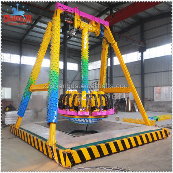 12 seats dance party pendulum amusement rides