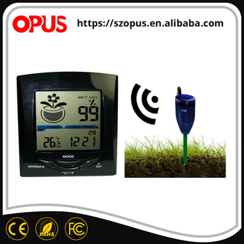 New design multifunctional temperature and humidity meter