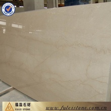 Classical Beige Marble for top and tiles and stairs