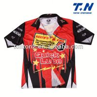 2013 new custom sublimated motor cycles wear