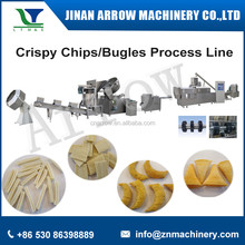 Crispy Chips / Bugles / Sticks Process Line