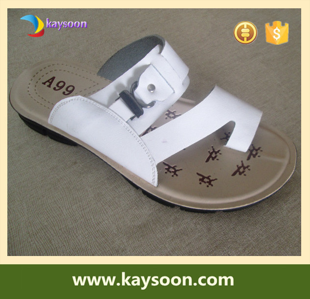 Dashing best seller leather latest sandals designs for men
