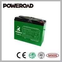 Poweroad Electric bike Battery for E-bike 6-DZM-60