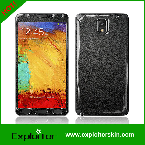 Smart Phone Gel Epoxy Skin Sticker
