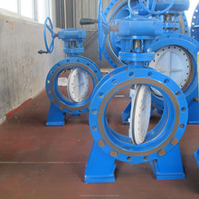 pipe fitting butterfly valves resilience sealing structure