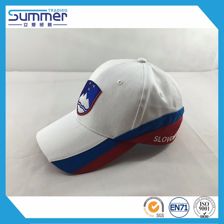 Unisex Gender and Common Fabric Feature Baseball Caps Cusom Embroidery Hats