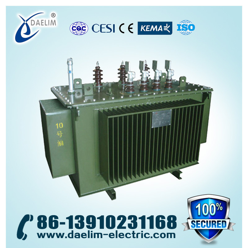 6.3kv 2mva Three-phase Full-sealed Spiral Core Reliability Distribution Transformer