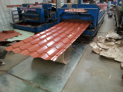 roof sheet metal building materials for galvanized and PPGI materials