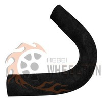 Black Rubber radiator Hose 475440 for volvo