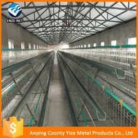 china wholesale chicken cage for poultry farm for nigeria made in china