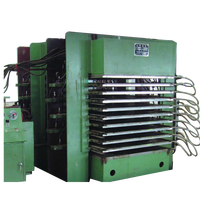 500 Tons Hot Press Machine 15
