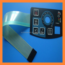 rubber /pc/pet membrane keypads