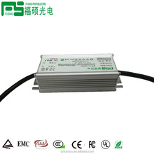 60W 700mA LED constant current waterproof power supply, LED street lamp power, cast light led driver