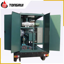 chongqing tongtui good price used transformer oil recycling purification plant