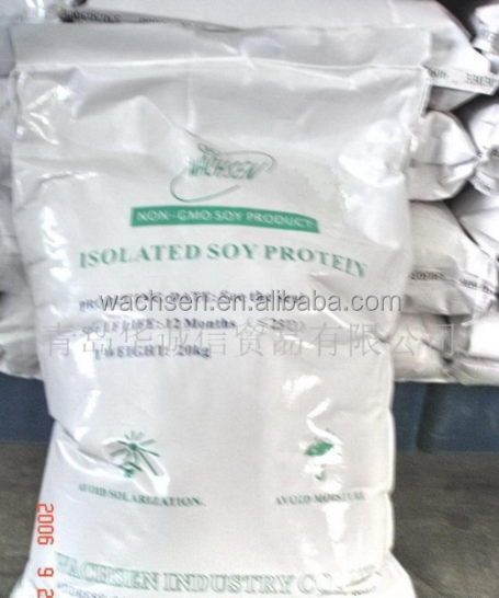 90% NON-GMO isolated soy protein powder for meat products