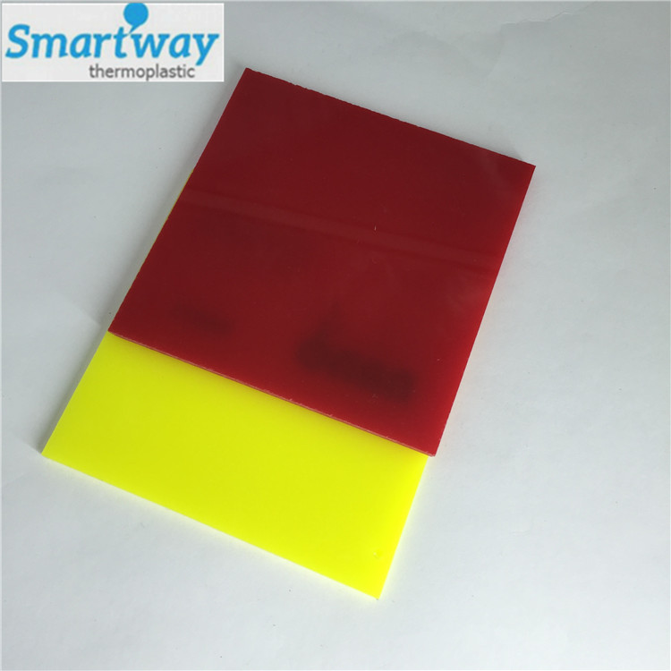 opaque color red acrylic sheet 3mm 4x8 foot