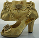 good quality african fabric lace shoes african italian shoes and bags to match