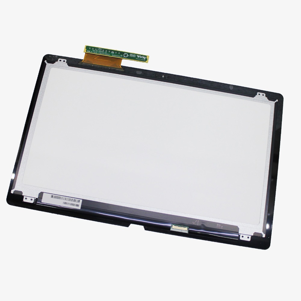 "15.6"" LCD screen LP156WF4(SP)(<strong>U1</strong>) assembly For Sony SVF15N1E2ES SVF15N17CXB SVF15N1C5E SVF15N18PGB SVF15NB1GW etc"