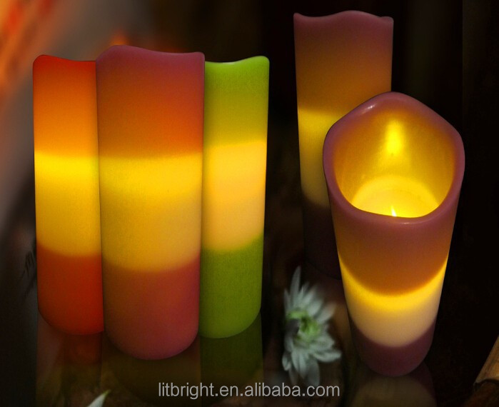 2015 cheap LED flameless candles