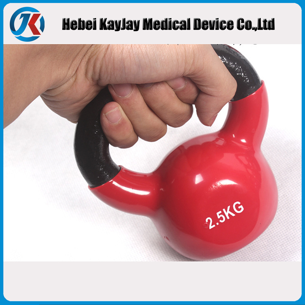 Fitness & Body Buliding Equipment Kettle Bell Set From China Supplier