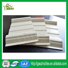 Chinese style roofing tiles UPVC sheet non asbestos corrugated roofing sheet