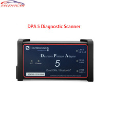 DPA5 Dearborn Portocol Adapter 5 Heavy Duty Truck Scanner Without Bluetooth Dpa5 Truck Diagnostic Tool