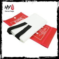 Hot selling cheap fire blanket with low price,Anti fire blanket,coated fiberglass fire blanket