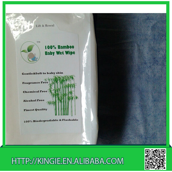 Hot china products wholeale cleaning baby wet wipe