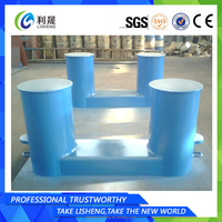 Wholesale alibaba pull tugs ship steel bollard