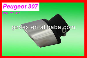 car Exhaust muffler for PEUGEOT 307