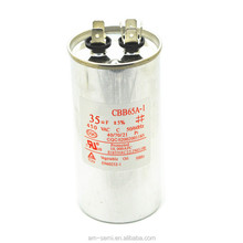 CBB65 air conditioning capacitor 35UF 450V compressor start capacitor CBB65A-1