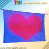 Alibaba hot sale P10 indoor led video Curtain display