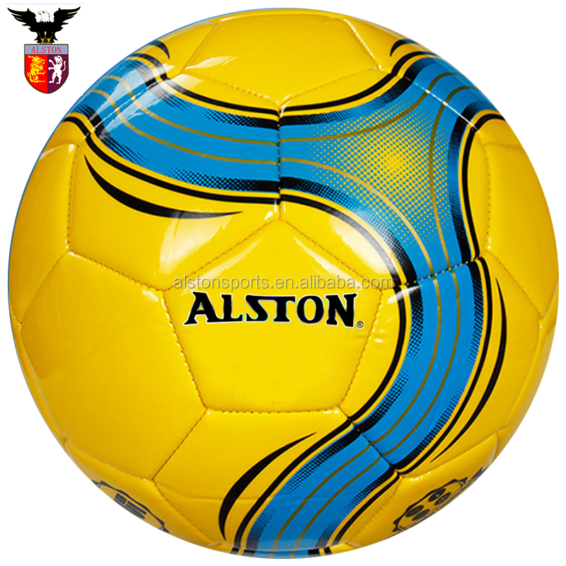 Alston 2017 High Class Machine Stiching Soccer Balls